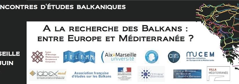 Deuxièmes rencontres d'études balkaniques
